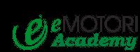 Logo eMotori Academy 200x75