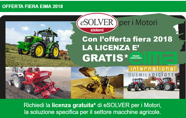 Eima international 2018: un'occasione per la tua concessionaria