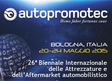 Partecipazione di successo ad Autopromotec 2015