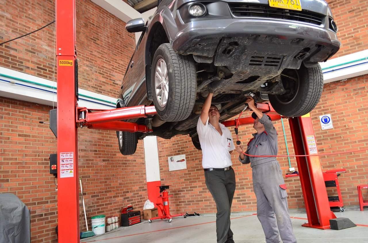 Fermo tecnico e gestione dei veicoli in officina