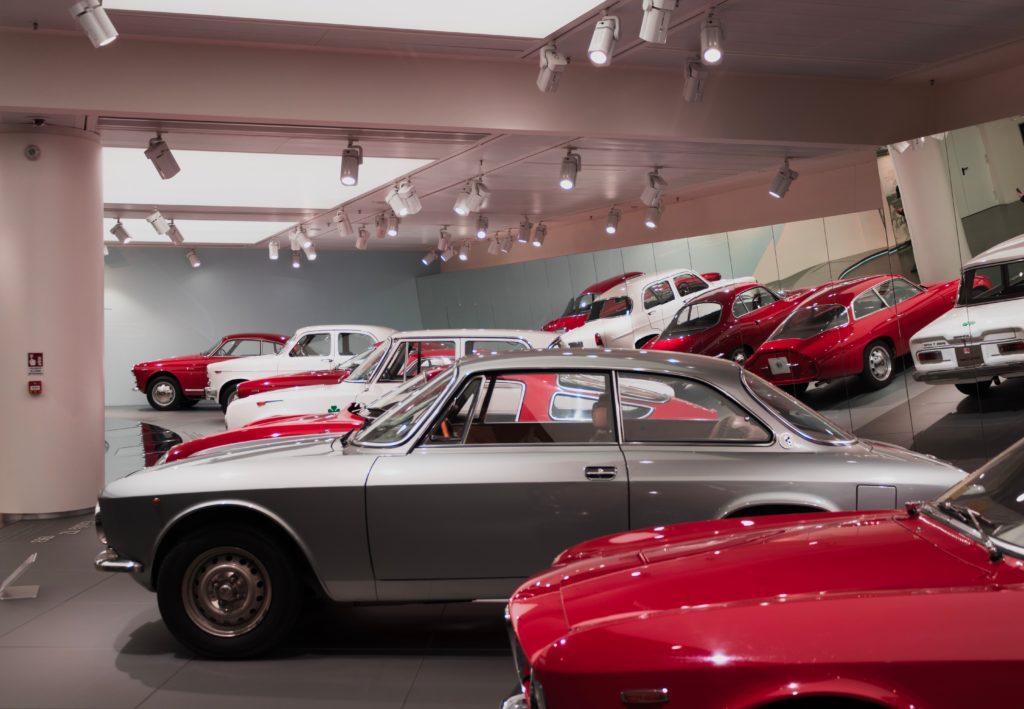 gestione vendita veicoli