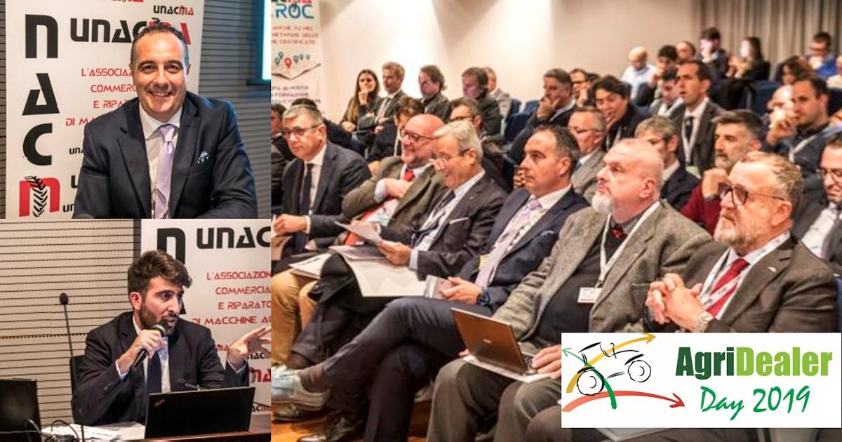 AgriDealerDay 2019: il comunicato stampa di UNACMA