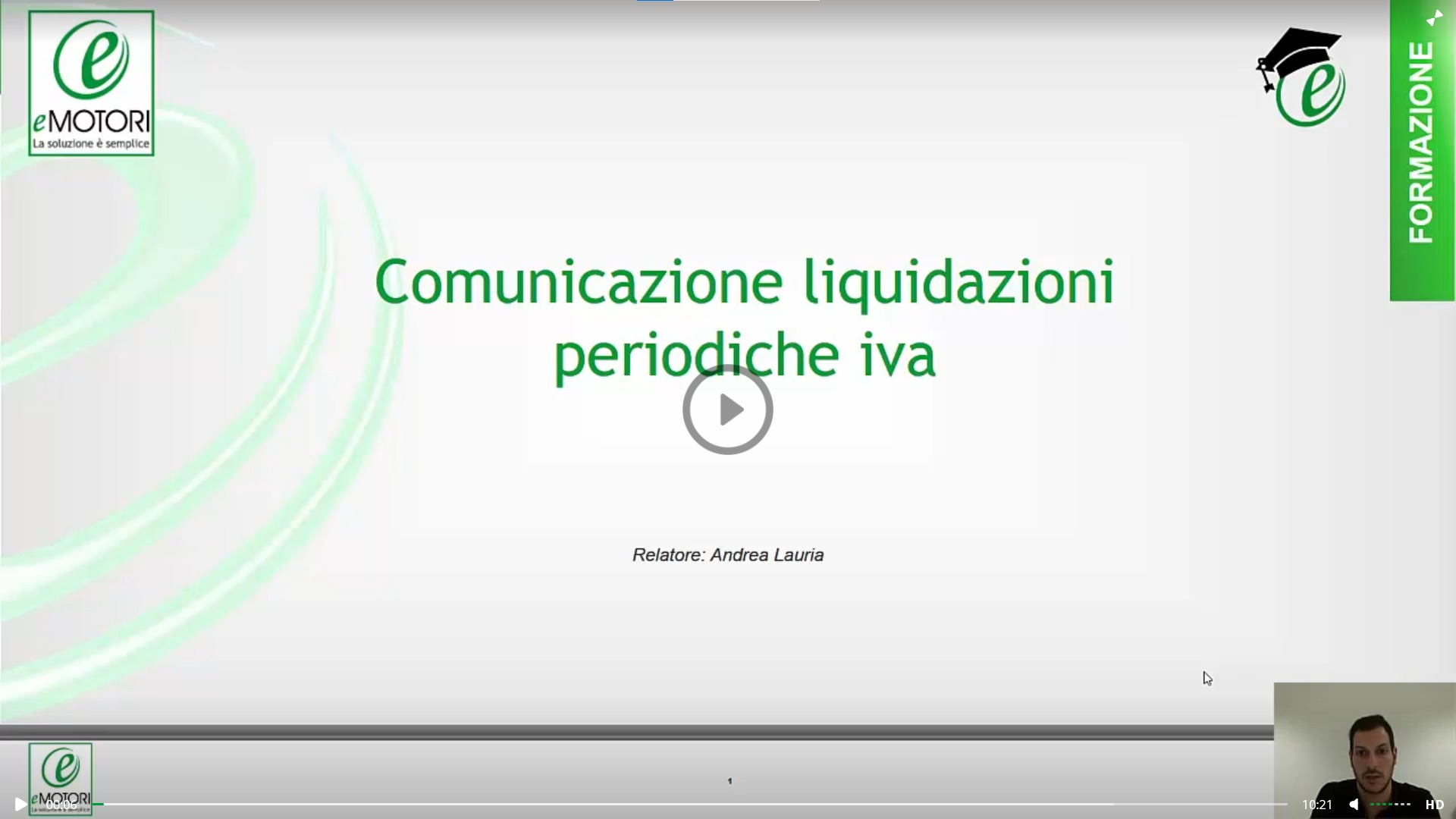 Comunicazione Liquidazioni Play