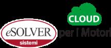 Logo eSOLVER per i motori Cloud 216x94
